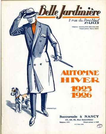 Automne-hiver 1925-1926
