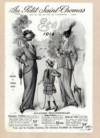 Eté 1914