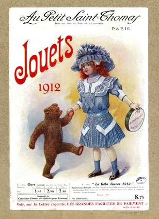 Jouets 1912