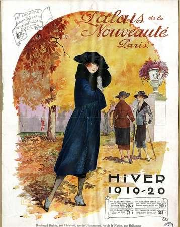 Palais de la nouveauté : hiver 1919-20