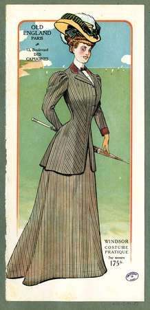 Windsor, costume pratique
