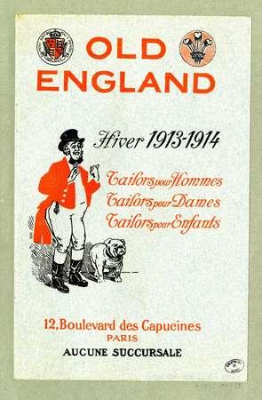 Hiver 1913-1914