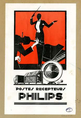 Postes récepteurs Philips
