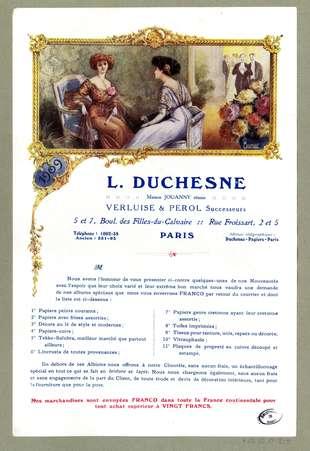 L. Duchesne