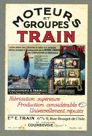 Moteurs et groupes Train
