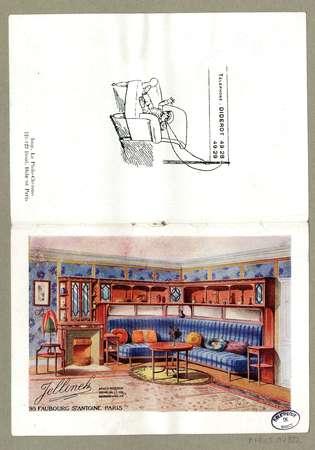 Sièges meubles anglais