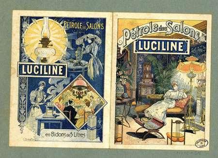 Pétrole des salons : Luciline