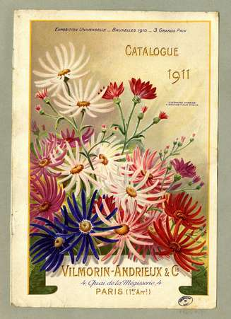 Catalogue 1911