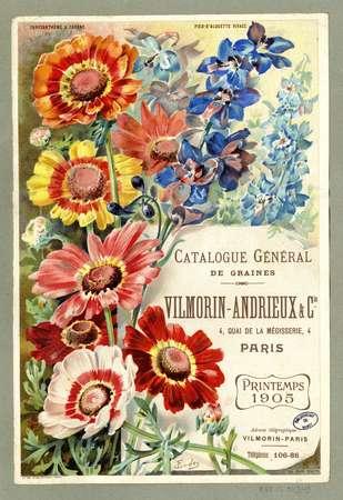 Catalogue général de graines
