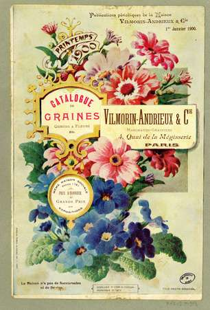Catalogue de graines