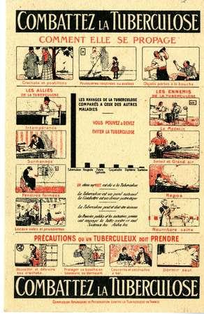 Combattez la tuberculose
