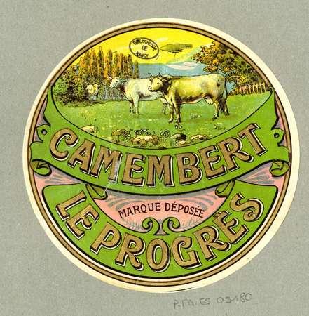 Camembert le progrès