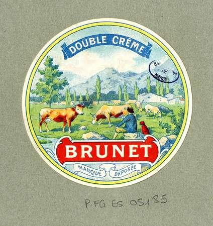 Double crème Brunet