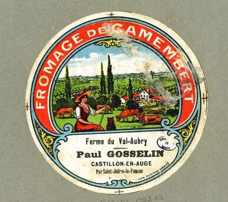 Fromage de camembert