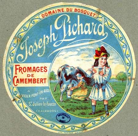 Fromages de camembert