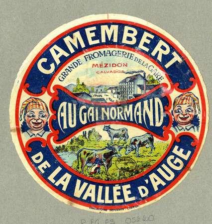 Camembert de la vallée d'Auge