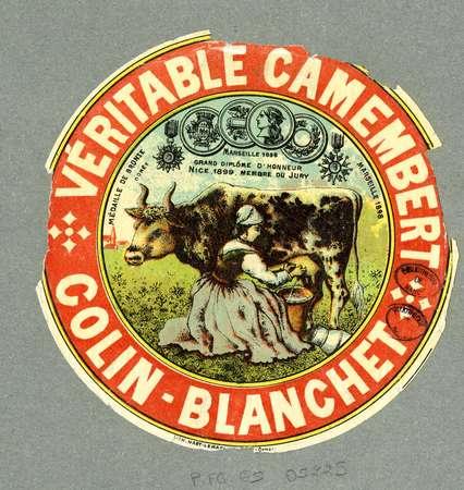 Véritable camembert