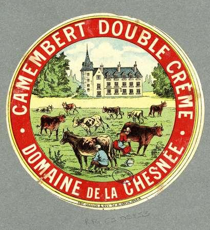 Camembert double crème