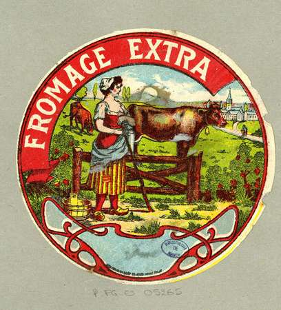 Fromage extra