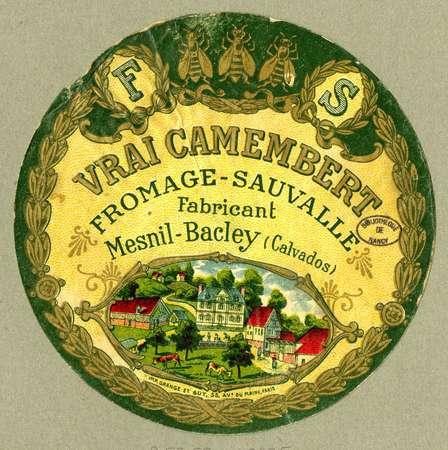 Vrai camembert