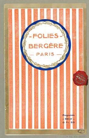 Folies Bergère Paris