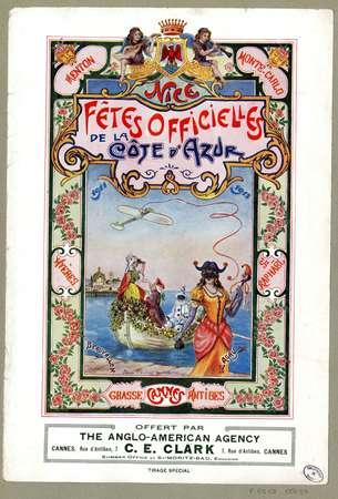 Fêtes officielles de la Côte d'Azur
