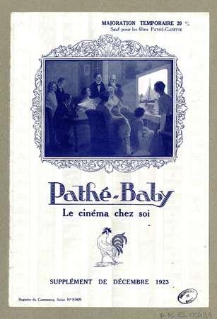 Pathé-baby
