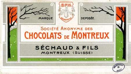 Société anonyme des chocolats de Montreux