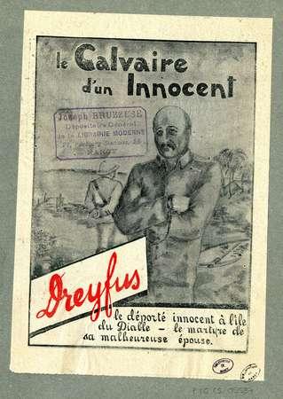 Le calvaire d'un innocent : Dreyfus