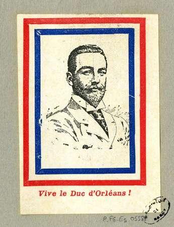 Vive le duc d'Orléans !