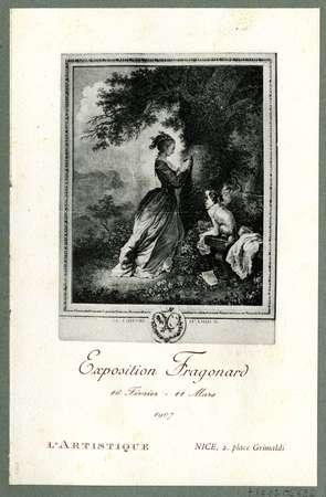 Exposition Fragonard