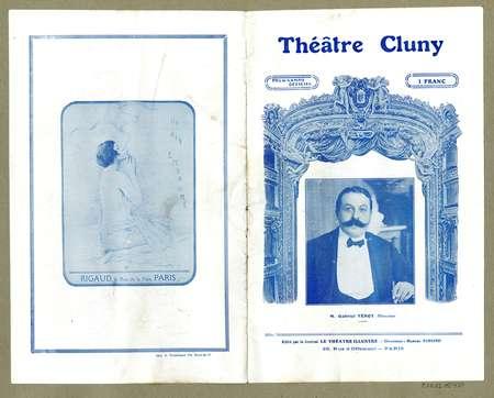 Théâtre Cluny