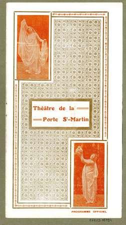Théâtre de la porte St-Martin