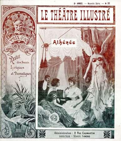Le théâtre illustré ; No. 20