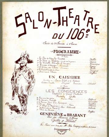 Salon-théâtre du 106e