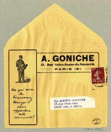 A. Goniche