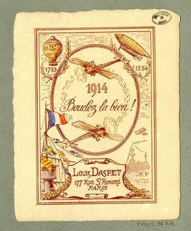 1914, bouclez la bien !