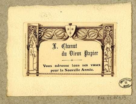 L. Chanut du Vieux Papier