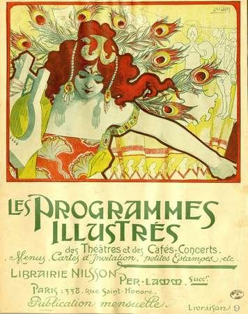 Les programmes illustrés. Livraison 9