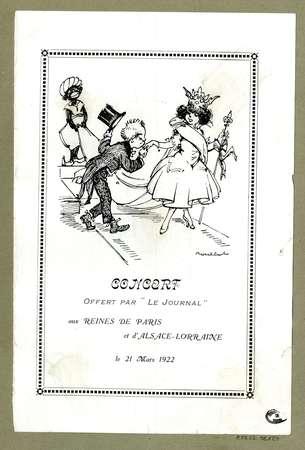 "Concert offert par ""le journal"""