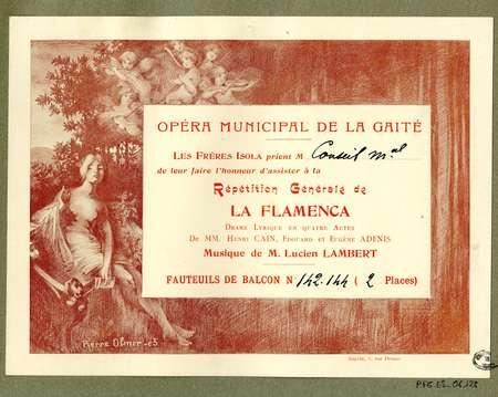 Opéra municipal de la gaité