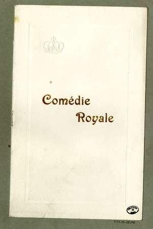 Comédie royale