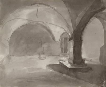 Porte (voûte) des Chameaux (disparue).