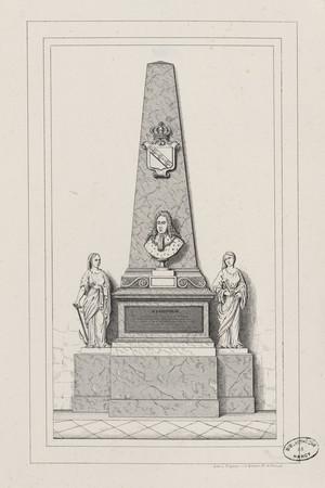 Tombeau de Léopold Ier de Lorraine