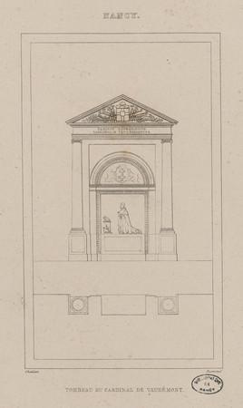 Tombeau du cardinal de Vaudémont