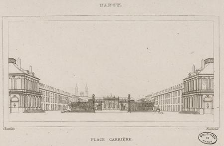 Place Carrière, Nancy