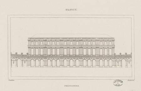 Préfecture, Nancy