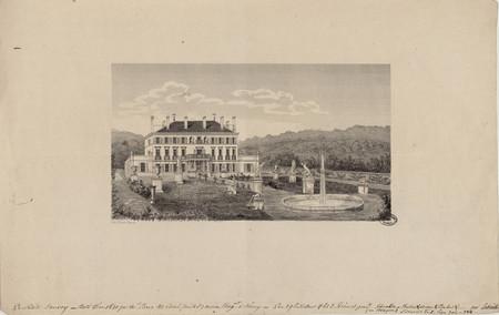 Le petit Sauvoy, bati vers 1840 par Mr Carra dit Carré (Michel) ancien nég…