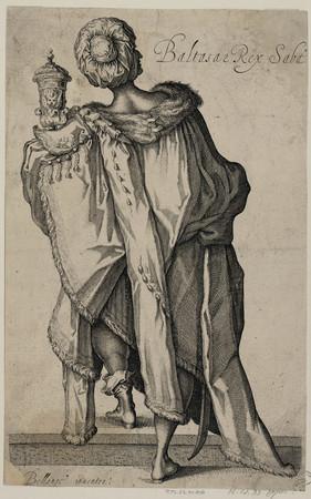 Baltasar Rex Saba (Balthasar roi de Saba)