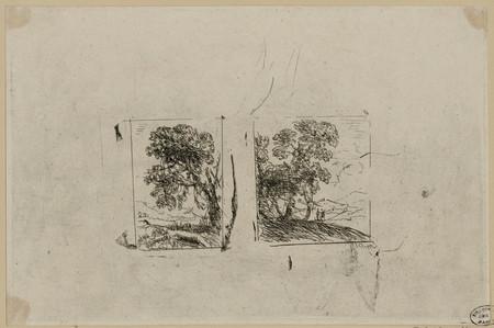 Les deux paysages